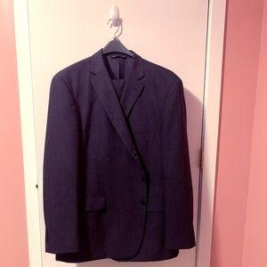 Perry Ellis Men's Athletic Suit